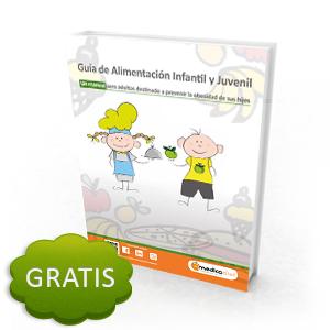 guia alimentacion infantil gratuita